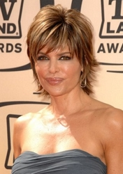 Lisa Rinna - Short Sassy 