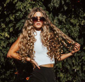 Lightening Fast Hair Growth Lies - Long Naturally Curly - averie woodard - Unsplash