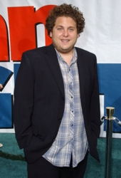 Jonah Hill With Naturally Curly Hair