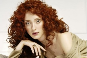 Great Lengths Naturally Curly Red Hair