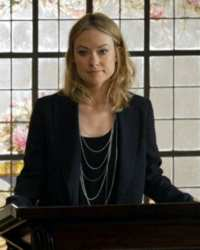 Olivia Wilde As Blonde