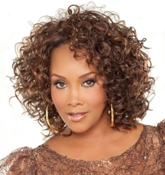 Vivica A Fox HW370-V Half Wig with Adjustable Strap, FS1B33, 9.7 Ounce - Amazon.com - All Rights Reserved