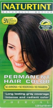 Naturtint Permanent Hair Colorant 5N Light Chestnut Brown -- 5.28 fl oz from Naturtint - All Rights Reserved