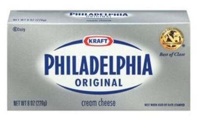 Kraft Philadelphia Cream Cheese Brick - 8 ounces - Amazon.com - All Rights Reserved