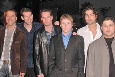 Kevin Connelly And The Entourage Gang