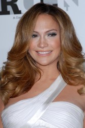 Jennifer Lopez With Long Lush Brunette Hair
