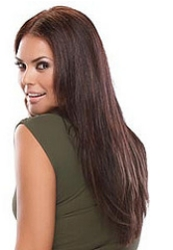 Long Lush Shiny Hair - Healthy Hair Starts With Healthy Food