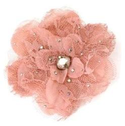 Tarina Tarantino Dusty Pink Hair Flower