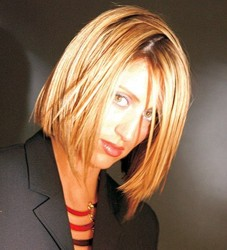 Short Hair Styles - Medium To Long Length - Carmen Carmen
