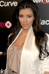 Kim Kardashian With Long Hair