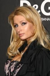 Paris Hilton With Long Blonde Extensions