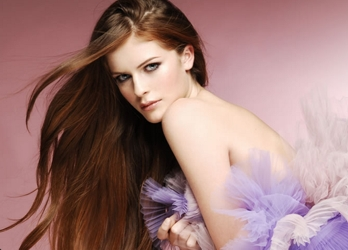 Long Red Hairstyle - Great Lengths - All Rights Reserved