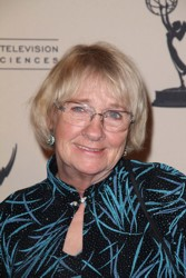 Kathryn Joosten With Chin Length White Bob