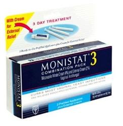 Monistat 3 Cream