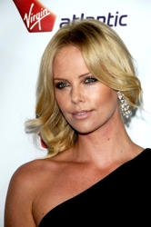 """Image of Charlize Theron - """"Rock The Kasbah's Benefiting Virgin Unite - 10-23-08 - DC.com - All Rights Reserved"""