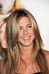 Jennifer Aniston at Los Angeles, Premiere of 'Marley and Me.' Mann Village Theater, Los Angeles, CA. 12-11-08 - DailyCeleb.com - All Rights Reserved