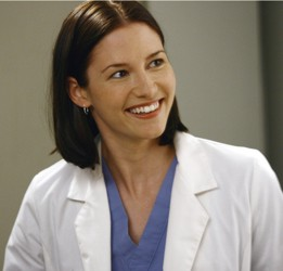 ... actress Chyler Leigh who plays the role of Meredith's younger half ...