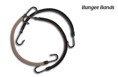 Bungee Bands For Ponytails And Updos