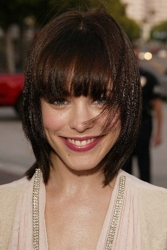 Rachel McAdams With Chocolate Brown Bob