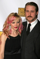 Rachel McAdams With Pink Highlights