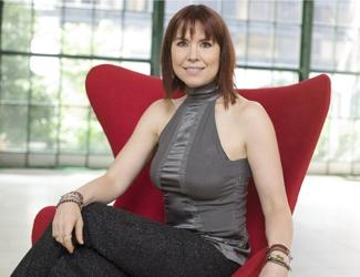 Professional Poker Player Annie Duke - NBC Photo - Ali Goldstein - NBC - All Rights Reserved