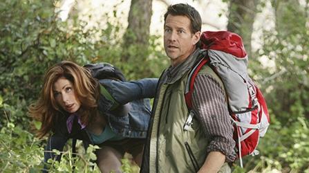 Dana Delaney And James Denton On Desperate Housewives