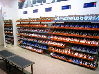 Image of Shoe Stores - Image From Nico van Diem - All Rights Reserved