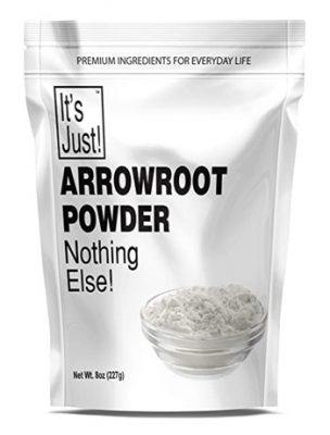 It's Just - Arrowroot Powder, Natural Thickener, Gluten-Free, Dairy-Free, Non-GMO, Cornstarch Substitute - Amazon.com - All Right Reserved