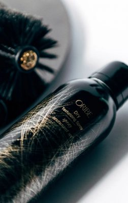 Dry Shampoo Hair Powder - The Evolution From 1770s To Current - Oribe revolutionary invisible dry spray that builds incredible volume and adds texture to any hairstyle.
