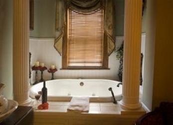 Spa Bathtub Setting - HB Media- All Rights Reserved
