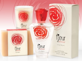 Phthalate Free Healthy Fragrance Fleur D Amour Sophisticated