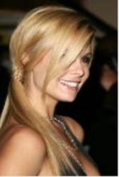 Image of Joanna Garcia as a blonde - 7th Annual Television Awards at The Beverly Hilton - 11-30-2005