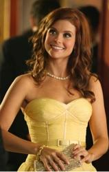 Joanna Garcia as Megan Smith on CW's Priviledged