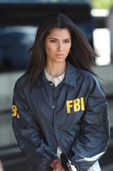 Image of Roselyn Sanchez as Elena on the sixth season premiere of Wtihout A Trace - CBS Television Network. Photo: Eric Liebowitz - All Rights Reserved