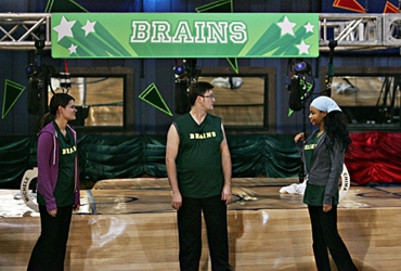 Brains Clique From Big Brother Competition - CBS - All Rights Reserved