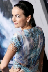 Camilla Belle With Volume Enhanced Crown Hairstyle