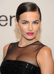Camilla Belle Chignon Hairstyle
