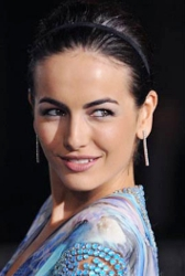Camilla Belle Volume Enhanced Hairstyle