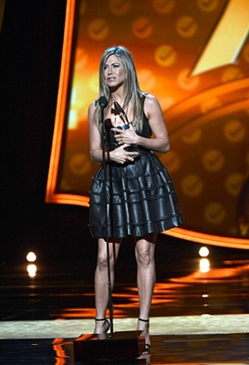 Jennifer Aniston - People's Choice Award - DailyCeleb.com - All Rights Reserved