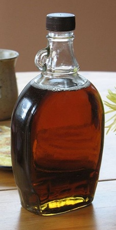 At Home Hair Conditioning Maple Syrup Hair Mask - Maple Syrup - Photo by Miguel Andrade - All Rights Reserved