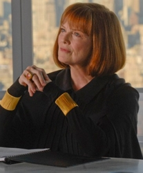 Blair Brown As Nina Sharp On Fringe