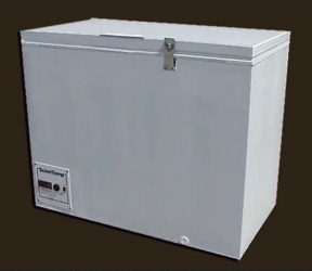 Cold Cap Freezer