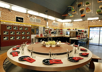 Inside Big Brother House