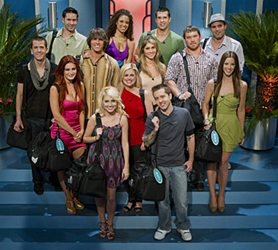 Cast of Big Brother 12