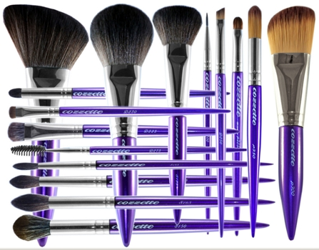 Cozzette Brushes - HB Media - All Rights Reserved
