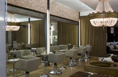 Salon Interior Shot - HB Media - All Rights Reserved