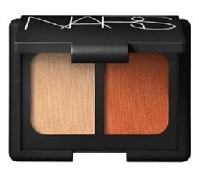 Nars Eyeshadow With Orange Hues