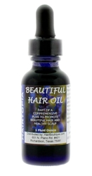 Hairtopia Beautiful Hair Oil