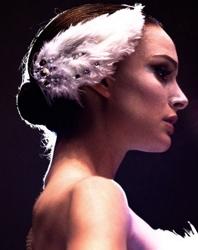 Natalie Portman With Ballerina Bun