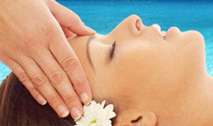 Spa Treatment - Scalp Massage - All Rights Reserved